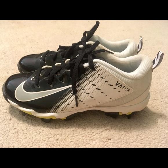 3be2cf31ad5 Nike Vapor Shark 3 Football Cleats. M 5b78d7721b16dbf27d79689e